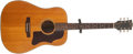 Musical Instruments:Acoustic Guitars, 1970s Gibson I-45/50 Guitar, #171238....