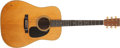 Musical Instruments:Acoustic Guitars, 1979 Martin D-28 Natural Guitar, #412203....