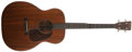 Musical Instruments:Acoustic Guitars, 1937 Martin O-17T Natural Mahogany Guitar, #65451....