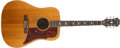 Musical Instruments:Acoustic Guitars, 1965 Epiphone El Dorado Natural Guitar, #203467....