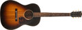Musical Instruments:Acoustic Guitars, 1950s Gibson LG2 Sunburst Guitar, #345....