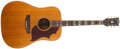 Musical Instruments:Acoustic Guitars, 1965-68 Gibson J-50 Natural Guitar, #S12233....