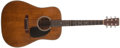 Musical Instruments:Acoustic Guitars, 1977 Martin D-19 Nutmeg Guitar, #392850....