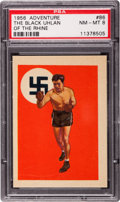Boxing Cards:General, 1956 Topps Adventure Max Schmeling SP #86 PSA NM-MT 8....