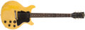 Musical Instruments:Electric Guitars, 1960 Gibson LP-TV Special TV Yellow Electric Guitar, #04734....