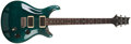 Musical Instruments:Electric Guitars, 2004 PRS CE24 Green Guitar, #4CE27692....
