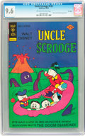 Bronze Age (1970-1979):Cartoon Character, Uncle Scrooge #133 File Copy (Gold Key, 1976) CGC NM+ 9.6 Off-whiteto white pages....