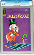 Bronze Age (1970-1979):Cartoon Character, Uncle Scrooge #120 File Copy (Gold Key, 1975) CGC NM+ 9.6 Off-whiteto white pages....
