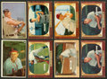 Baseball Cards:Lots, 1951-1955 Bowman Baseball Collection (104) With '53 & '55Mantle. ...