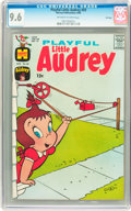 Silver Age (1956-1969):Cartoon Character, Playful Little Audrey #59 File Copy (Harvey, 1965) CGC NM+ 9.6Off-white to white pages....