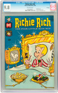 Silver Age (1956-1969):Humor, Richie Rich #68 File Copy (Harvey, 1968) CGC NM/MT 9.8 Off-white pages....