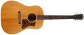 Musical Instruments:Acoustic Guitars, 1939/40 Gibson J-35 Natural Acoustic Guitar, #14655....