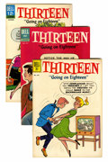 Silver Age (1956-1969):Humor, Thirteen File Copy Group (Dell, 1962-71) Condition: Average VF/NM.... (Total: 25 Comic Books)