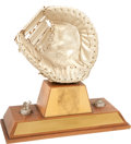 Baseball Collectibles:Others, 1964 Vic Power Gold Glove Award....