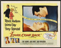 """Movie Posters:Comedy, Lover Come Back (Universal, 1962). Half Sheet (22"""" X 28""""). Comedy. ..."""