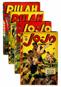 Golden Age (1938-1955):Funny Animal, Jo-Jo Comics/Rulah Group (Fox Features Syndicate, 1947-49)....(Total: 4 Comic Books)