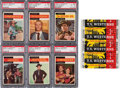 "Non-Sport Cards:Sets, 1958 Topps ""TV Westerns"" Mid To High Grade Complete Set (71) PlusWrapper. ..."