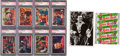 "Non-Sport Cards:Sets, 1958 Topps ""Robin Hood"" High Grade Complete Set (60) Plus Wrapperand Studio Card. ..."