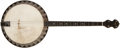 Musical Instruments:Banjos, Mandolins, & Ukes, 1920-'30s Vega Little Wonder Natural Banjo, #86626....