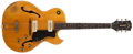 Musical Instruments:Electric Guitars, 1960 Guild T100 BDP Blonde Guitar, #12626....