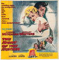 """Movie Posters:Film Noir, The Night of the Hunter (United Artists, 1955). Six Sheet (81"""" X81"""").. ..."""
