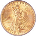 Saint-Gaudens Double Eagles, 1931 $20 MS63 PCGS....