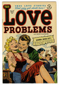 Golden Age (1938-1955):Romance, True Love Problems and Advice Illustrated #24 File Copy (Harvey,1953) Condition: NM-....