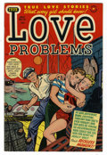 Golden Age (1938-1955):Romance, True Love Problems and Advice Illustrated #16 File Copy (Harvey,1952) Condition: VF/NM....