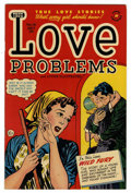 Golden Age (1938-1955):Romance, True Love Problems and Advice Illustrated #10 File Copy (Harvey,1951) Condition: VF/NM....