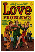 Golden Age (1938-1955):Romance, True Love Problems and Advice Illustrated #9 File Copy (Harvey,1951) Condition: VF/NM....