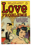 Golden Age (1938-1955):Romance, True Love Problems and Advice Illustrated #7 File Copy (Harvey,1951) Condition: VF/NM....