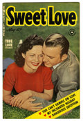 Golden Age (1938-1955):Romance, Sweet Love #5 File Copy (Harvey, 1950) Condition: VF+....