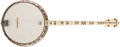 Musical Instruments:Banjos, Mandolins, & Ukes, 1920s Bacon Senorita Tenor Banjo (no serial number)....