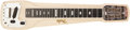 Musical Instruments:Lap Steel Guitars, 1957 Fender Champion Desert Sand Lap Steel, #1576....