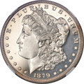 Patterns, 1879 $1 Morgan Dollar, Judd-1611, Pollock-1807, Low R.7, PR68 Cameo NGC....