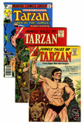 Bronze Age (1970-1979):Adventure, Tarzan Group - Western Penn pedigree (Marvel/Charlton, 1964-84) Condition: Average VF/NM.... (Total: 21 Comic Books)