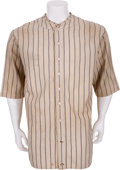 Baseball Collectibles:Uniforms, 1927 Lou Gehrig Game Worn New York Yankees Jersey....