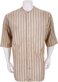 1927 Lou Gehrig Game Worn New York Yankees Jersey