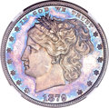 Patterns, 1879 $1 Washlady Dollar, Judd-1603, Pollock-1798, High R.6, PR66+ NGC....