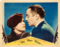 "Movie Posters:Mystery, The Thin Man (MGM, 1934). Lobby Card (11"" X 14"").. ..."