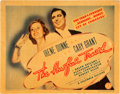 "Movie Posters:Comedy, The Awful Truth (Columbia, 1937). Title Lobby Card and Lobby Card(11"" X 14"").. ... (Total: 2 Items)"