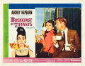 "Movie Posters:Romance, Breakfast At Tiffany's (Paramount, 1961). Lobby Cards (2) (11"" X 14"").. ... (Total: 2 Items)"