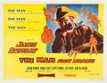 "Movie Posters:Western, The Man from Laramie (Columbia, 1955). Half Sheets (22"" X 28"") Style A and B.. ... (Total: 2 Items)"