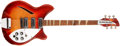 Musical Instruments:Electric Guitars, 1966 Rickenbacker 370 Fireglow Guitar, #FK4025....