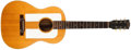 Musical Instruments:Acoustic Guitars, 1966 Gibson F-25 Natural Guitar, #382297....