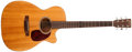 Musical Instruments:Acoustic Guitars, 1995 Martin 000-16C Natural Guitar, #551880....