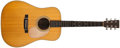 Musical Instruments:Acoustic Guitars, 1975 Martin D-28 Natural Guitar, #365122....