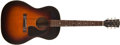 Musical Instruments:Acoustic Guitars, Mid 1940s Gibson LG 2 Sunburst Guitar (no serial number)....