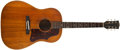 Musical Instruments:Acoustic Guitars, 1963 Gibson J-50 Natural Guitar, #93421....