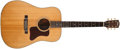 Musical Instruments:Acoustic Guitars, 1996 Gibson J-60 Natural Guitar, #91296004....
